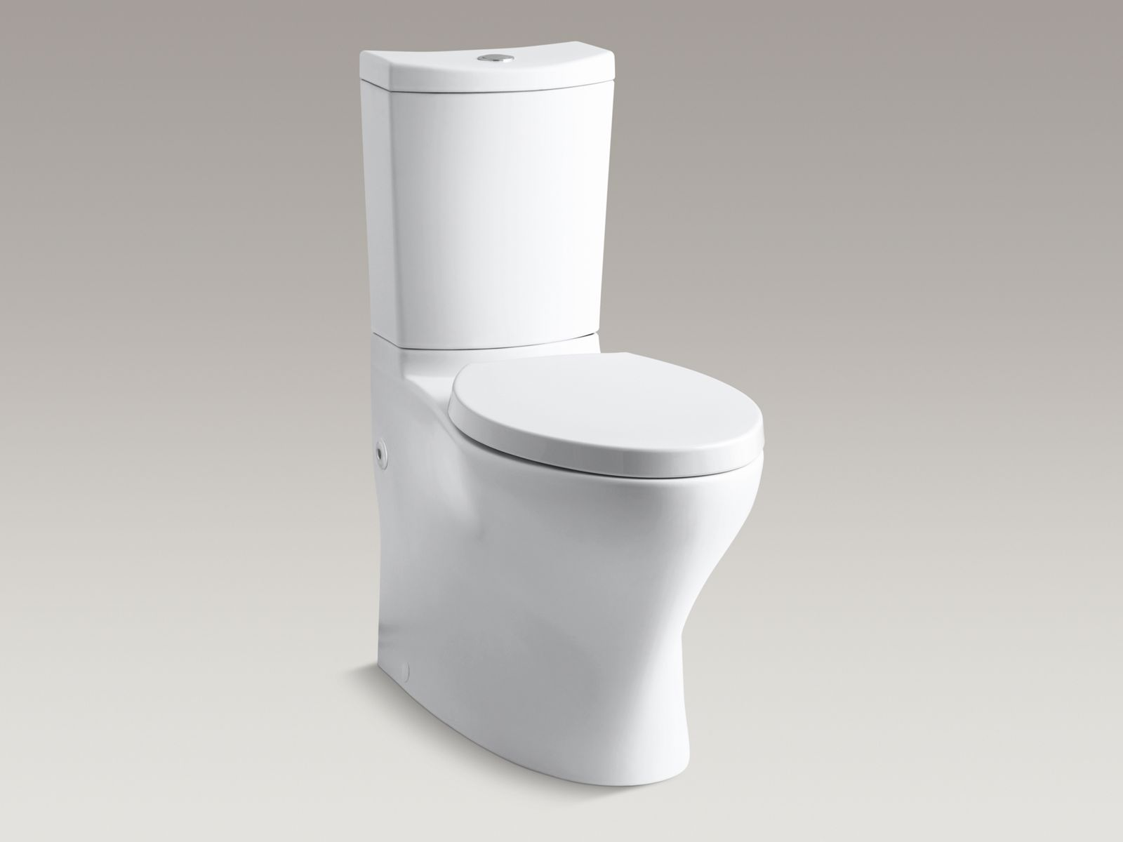 Persuade® Curv Comfort Height® two-piece elongated dual flush 1.0 or 1.6 gpf  toilet