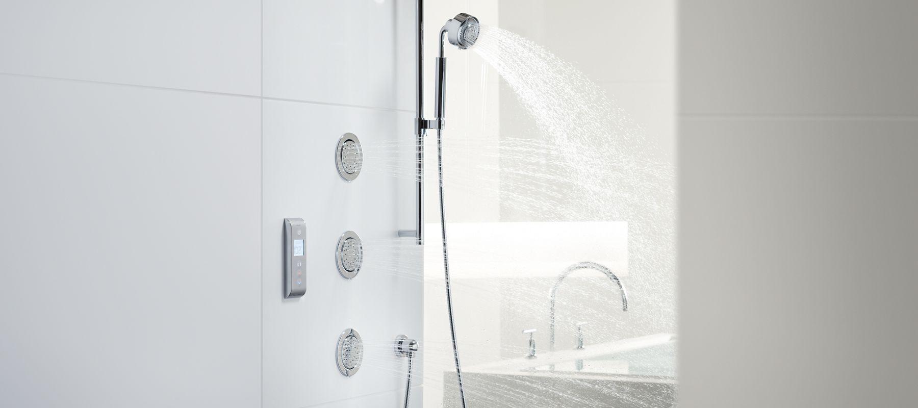 Dtv Prompt 174 Digital Showering System Bathroom Kohler
