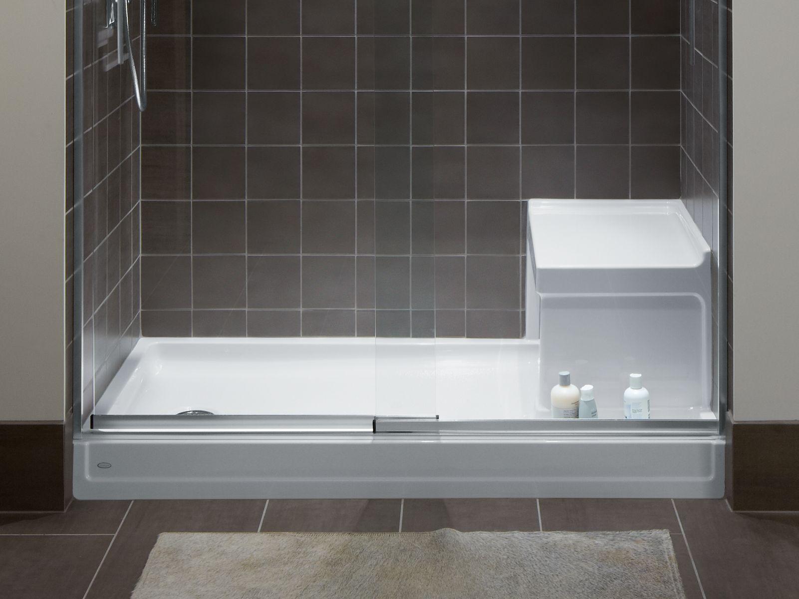 Shower Space Walls Amp Bases Guides Bathroom Kohler