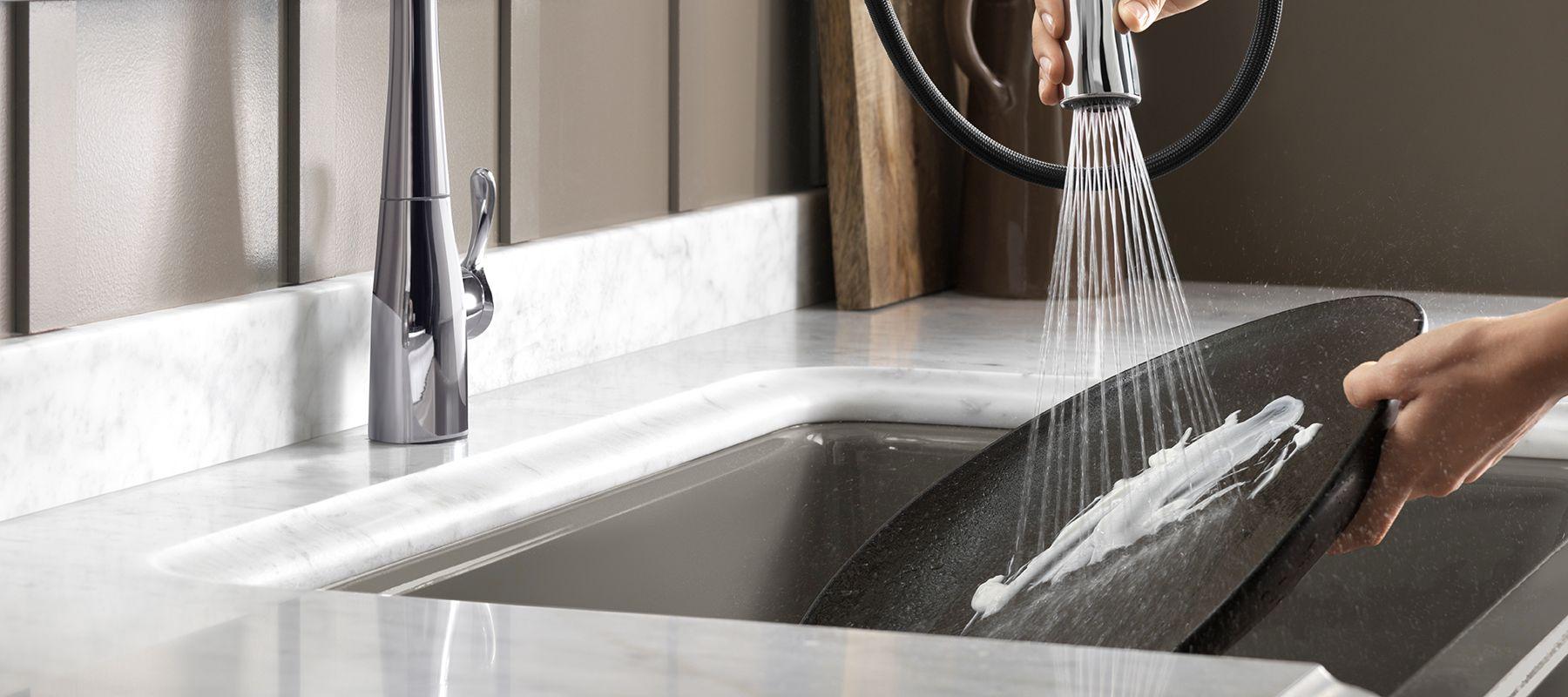 Kitchen Sink Faucets Kitchen Faucets Kitchen Kohler