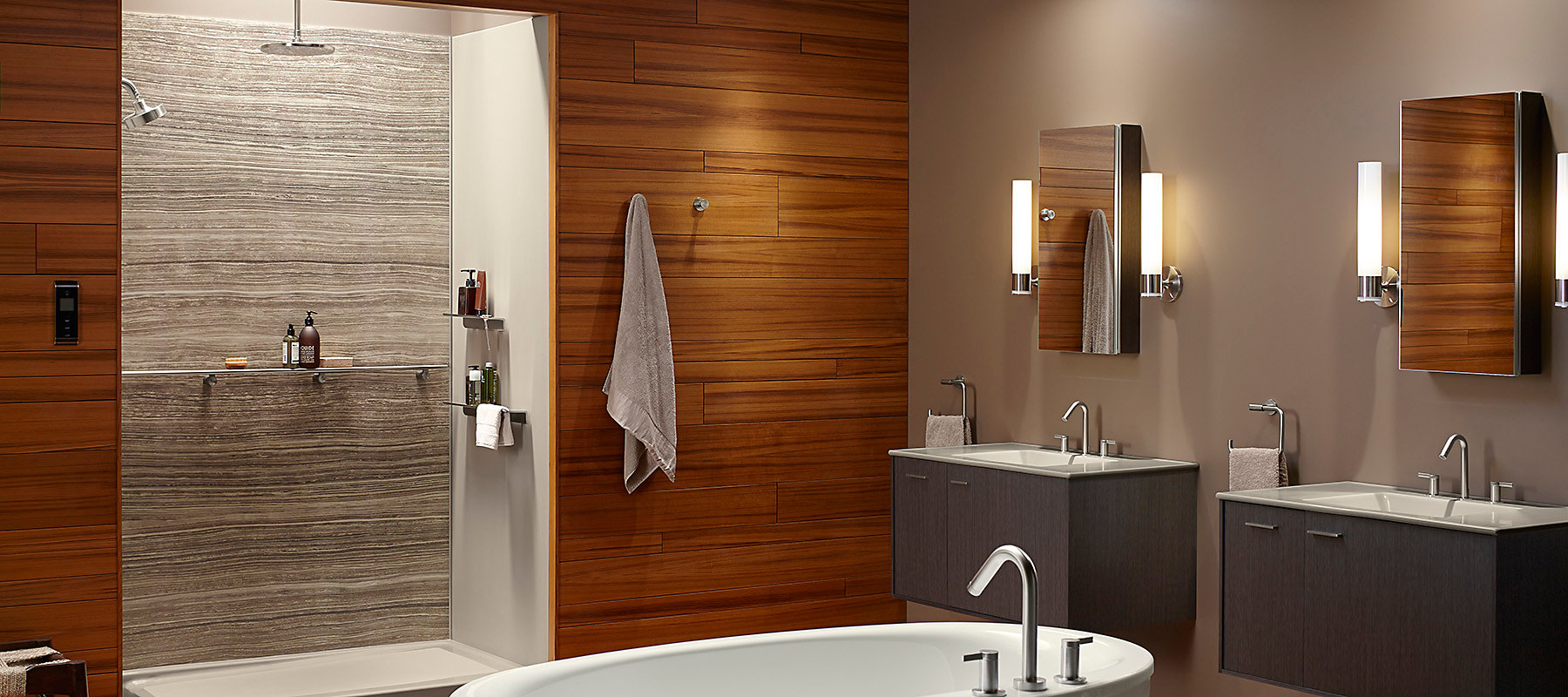Kohler Style Storage In One