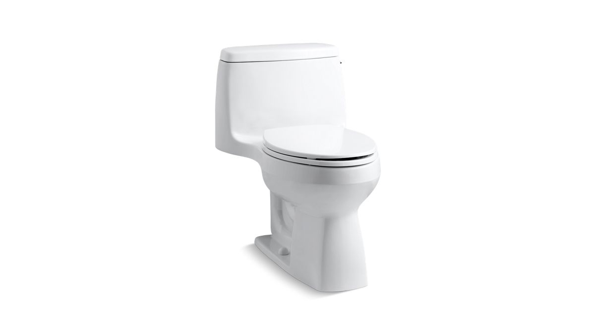 Kohler K 3810 Ra Santa Rosa Comfort Height One Piece 1 28