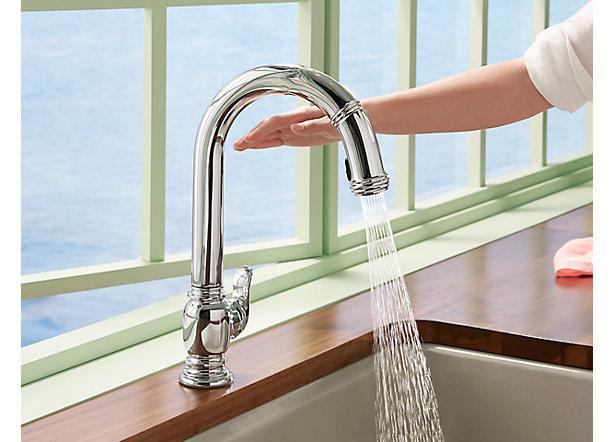 Kitchen Faucets. ADA Compliant Products   KOHLER
