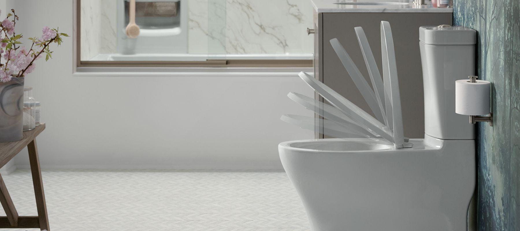 Purefresh Toilet Seats Bathroom Kohler