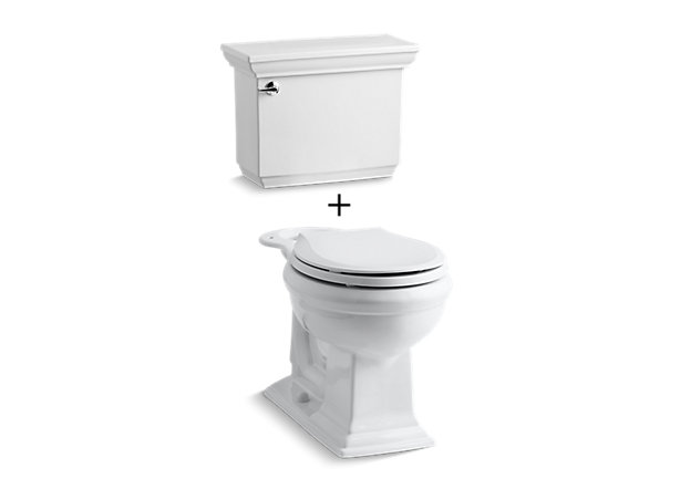 Toilet Type Is Defined By How Many Pieces Make Up The Toilet One Or Two And How The Toilet Is Installed On The Floor Or On The Wall