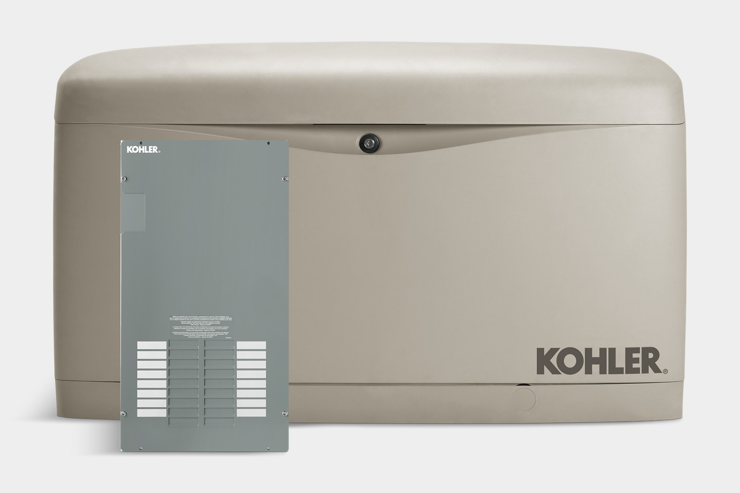 Kohler Generators 20rescl With Automatic Transfer Switch Details About Ats Controller Build Your
