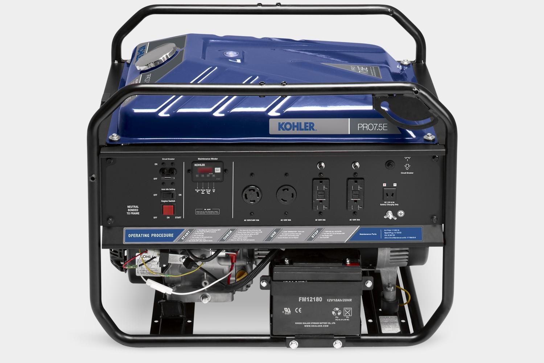 KOHLER Portable Generators | PRO7.5E-49State Portable Generator