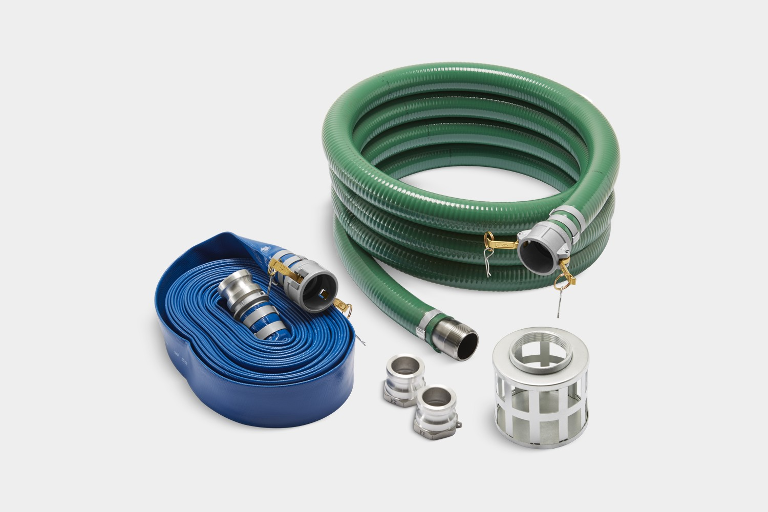 KOHLER Portable Generators and Pumps Accessories | Trash Pump Hose Kit