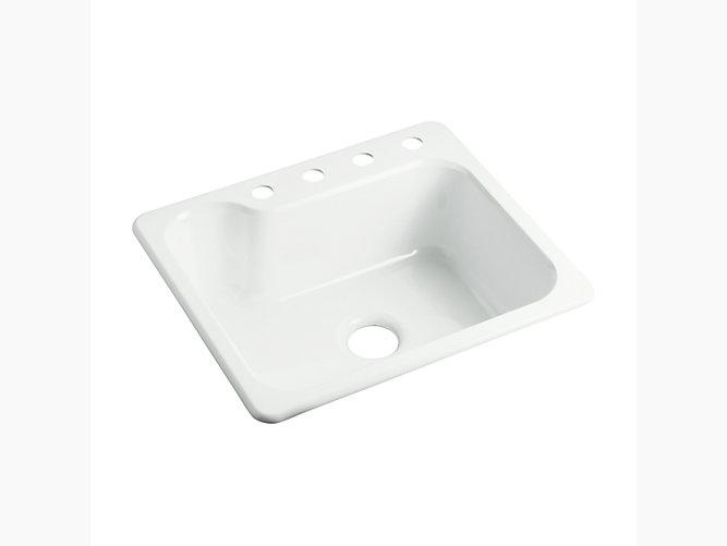 Maxeen Undercounter Single-basin Kitchen Sink,   SC2522SBG-U ...