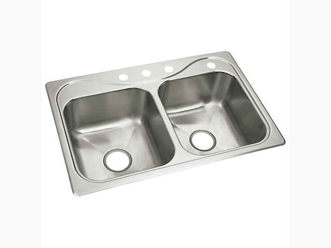 Southhaven Double Basin Sink 33 X 22