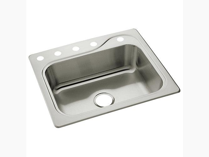 Southhaven Single-basin Kitchen Sink, 25\