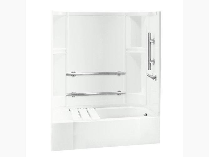 Accord 174 Series 7124 60 X 30 Ada Bath Shower With Grab