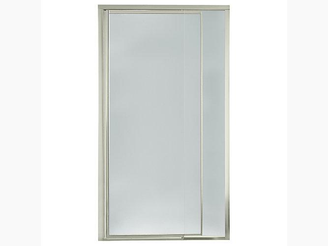 Vista Pivot Framed Swinging Shower Door 3642 W X 69 H 1535d