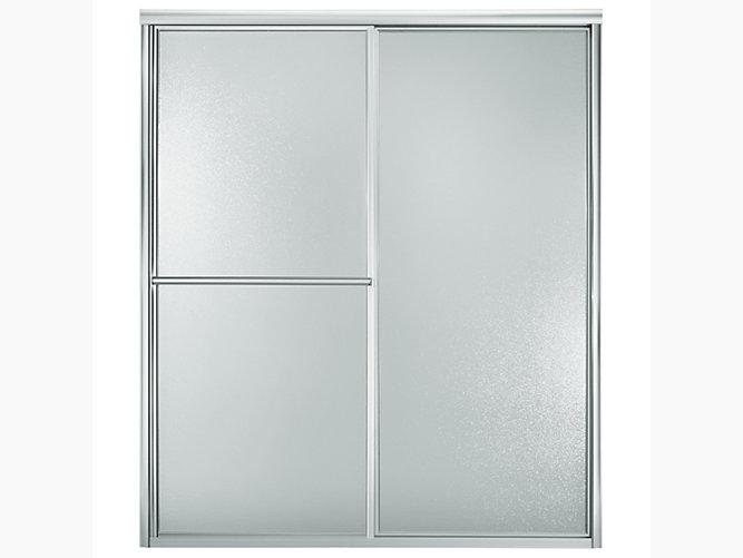 Deluxe Deluxe Framed Sliding Shower Door 41 1 2 Quot 46 1 2 Quot W