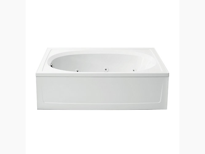 Tranquility 60 X 42 Whirlpool Bath With Apron 66050100 Sterling