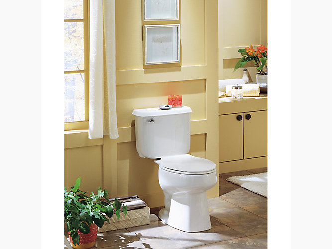 Windham Elongated Toilet With Pro Force Technology And