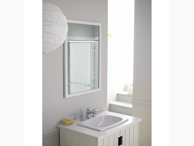 Stinson 174 Under Mount Bathroom Sink 442007 Sterling