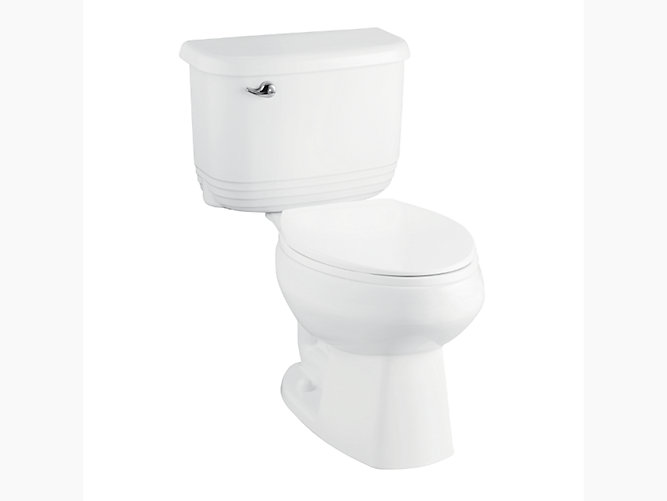 Riverton 1.28 All-in-One Toilet with Elongated Bowl | 404701 | STERLING