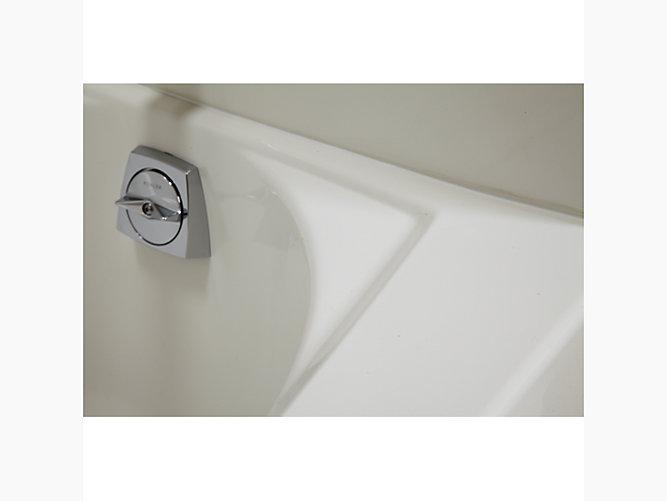 Performa Series 7104 60 X 30 Bath Shower 71040110 Sterling