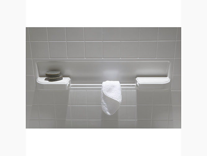 Advantage Series 6103 60 X 30 Bath Shower 61030110