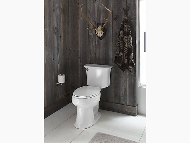 Stinson 174 Comfort Height Ada Elongated Toilet With Pro