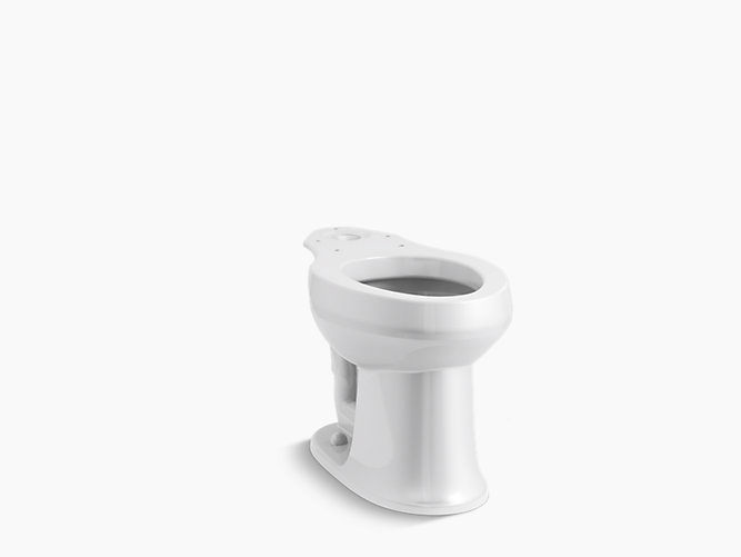 Stinson® Luxury Height Elongated Toilet Bowl | 403370 | STERLING
