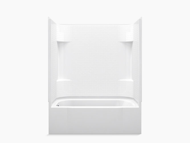 Accord 174 Series 7114 60 X 30 Bath Shower With Above