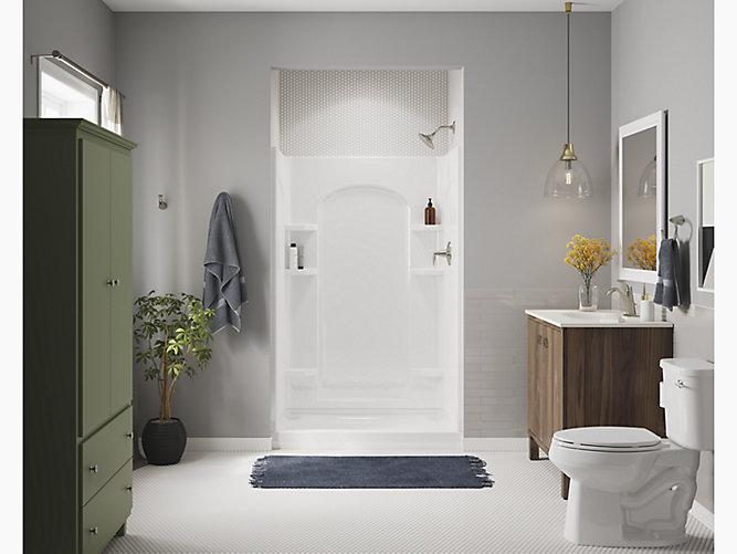 Ensemble Series 7222 48 Quot X 34 Quot X 75 3 4 Quot Shower Stall