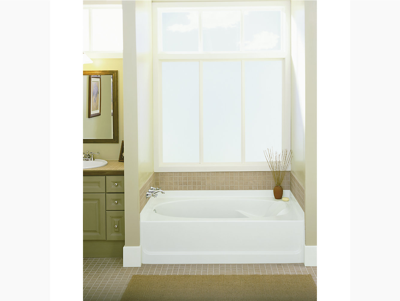 "Ensemble Series 7110, 60"" x 36"" Bath 3-Pack | 71101310 | STERLING"