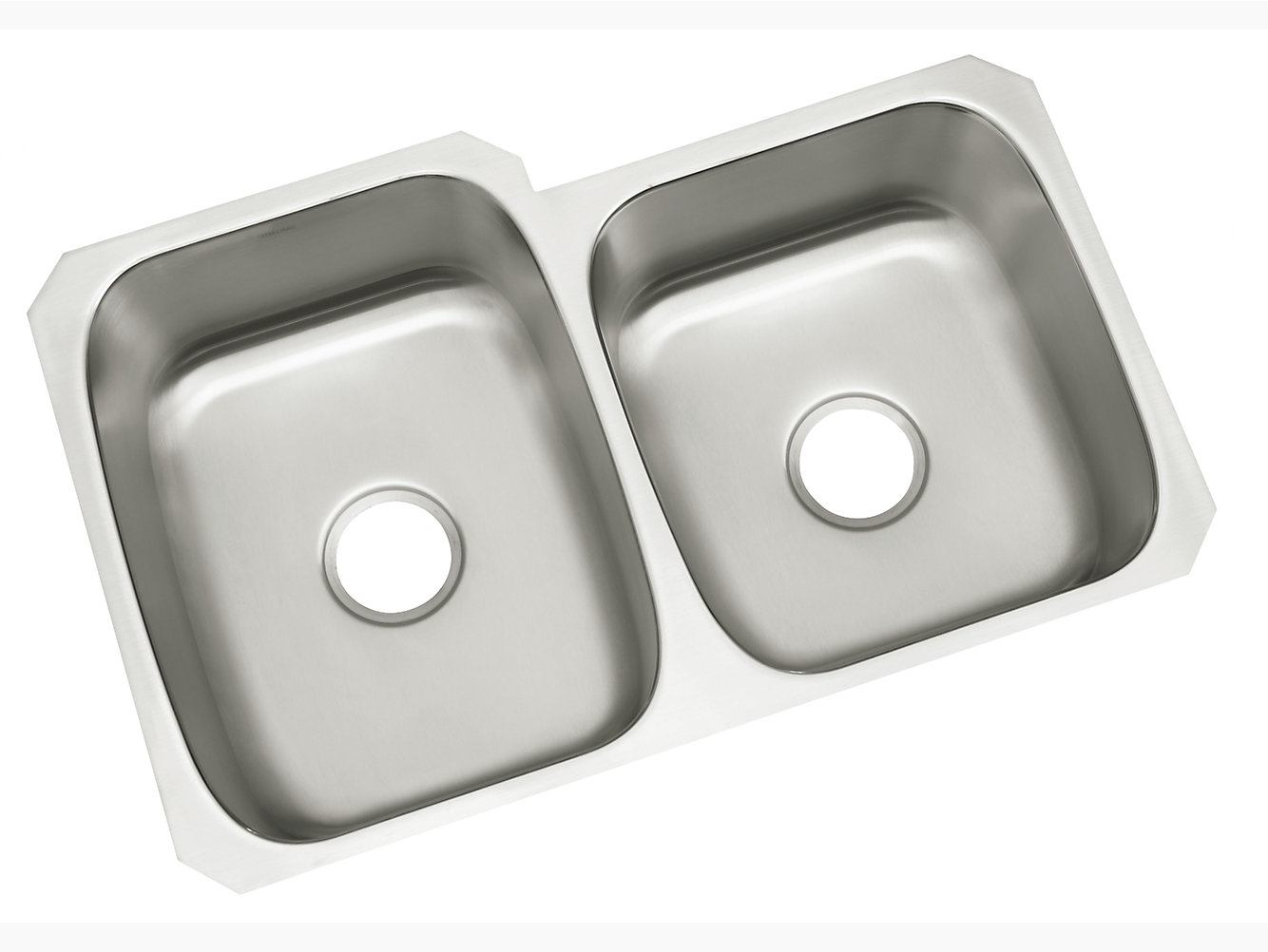 Mcallister undercounter double basin kitchen sink 31 34 x 20 34 mcallister undercounter double basin kitchen sink 31 34 x 20 34 18 f11409 na sterling workwithnaturefo