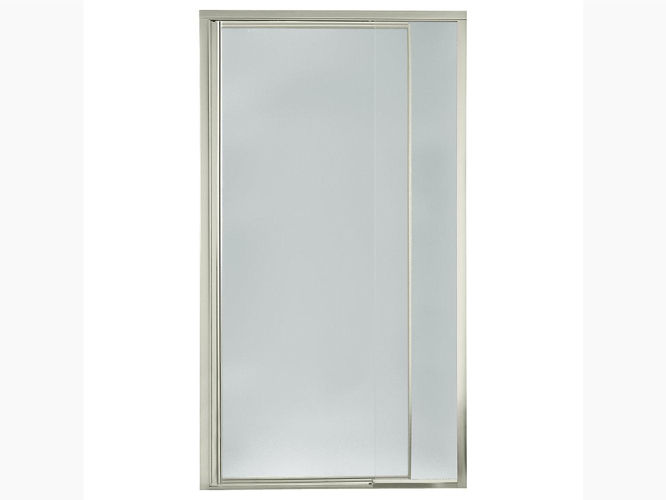 Vista Pivot Framed Swinging Shower Door 31-1/4\