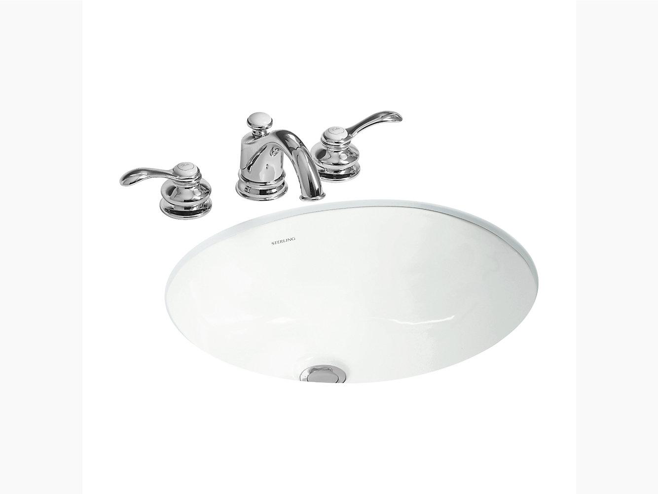 Undermount Bathroom Sink 442050