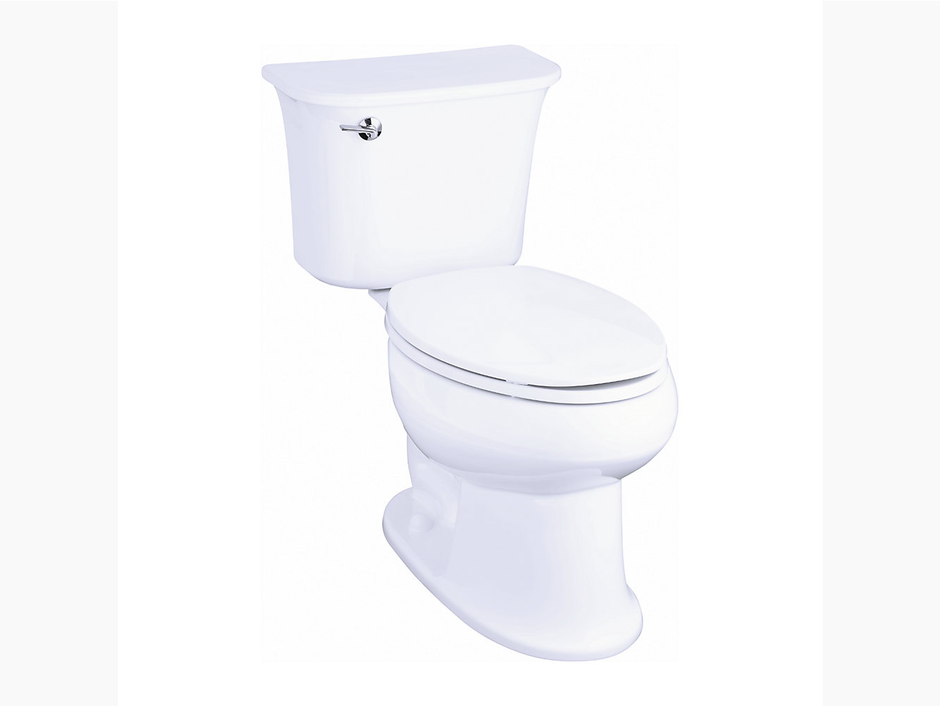 stinson 12 rough in elongated toilet with pro force technology