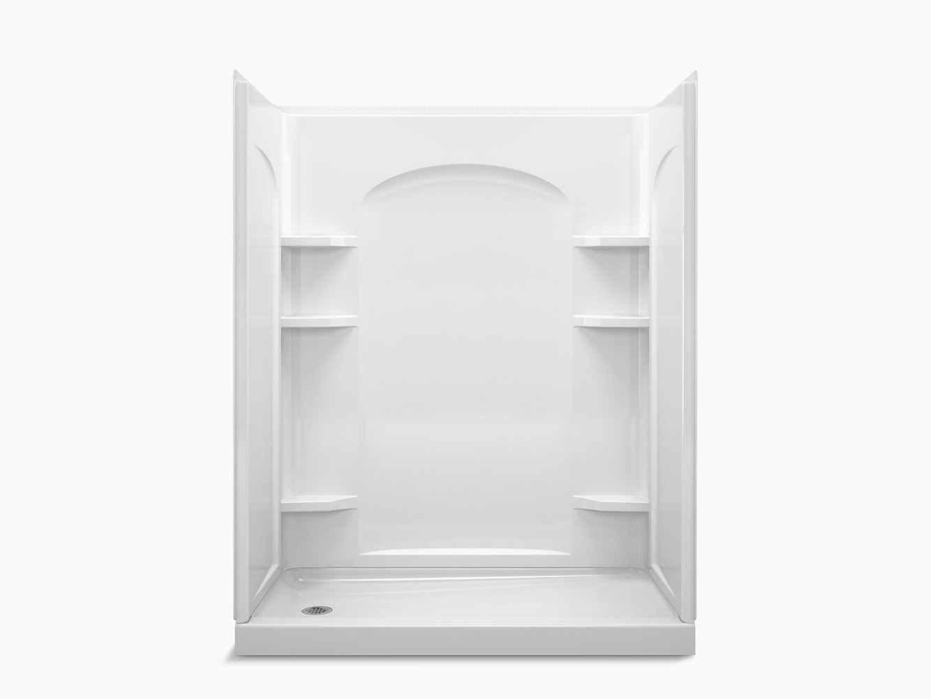 Ensemble Series 7217 60 X 30 X 75 14 Shower Stall 72170110