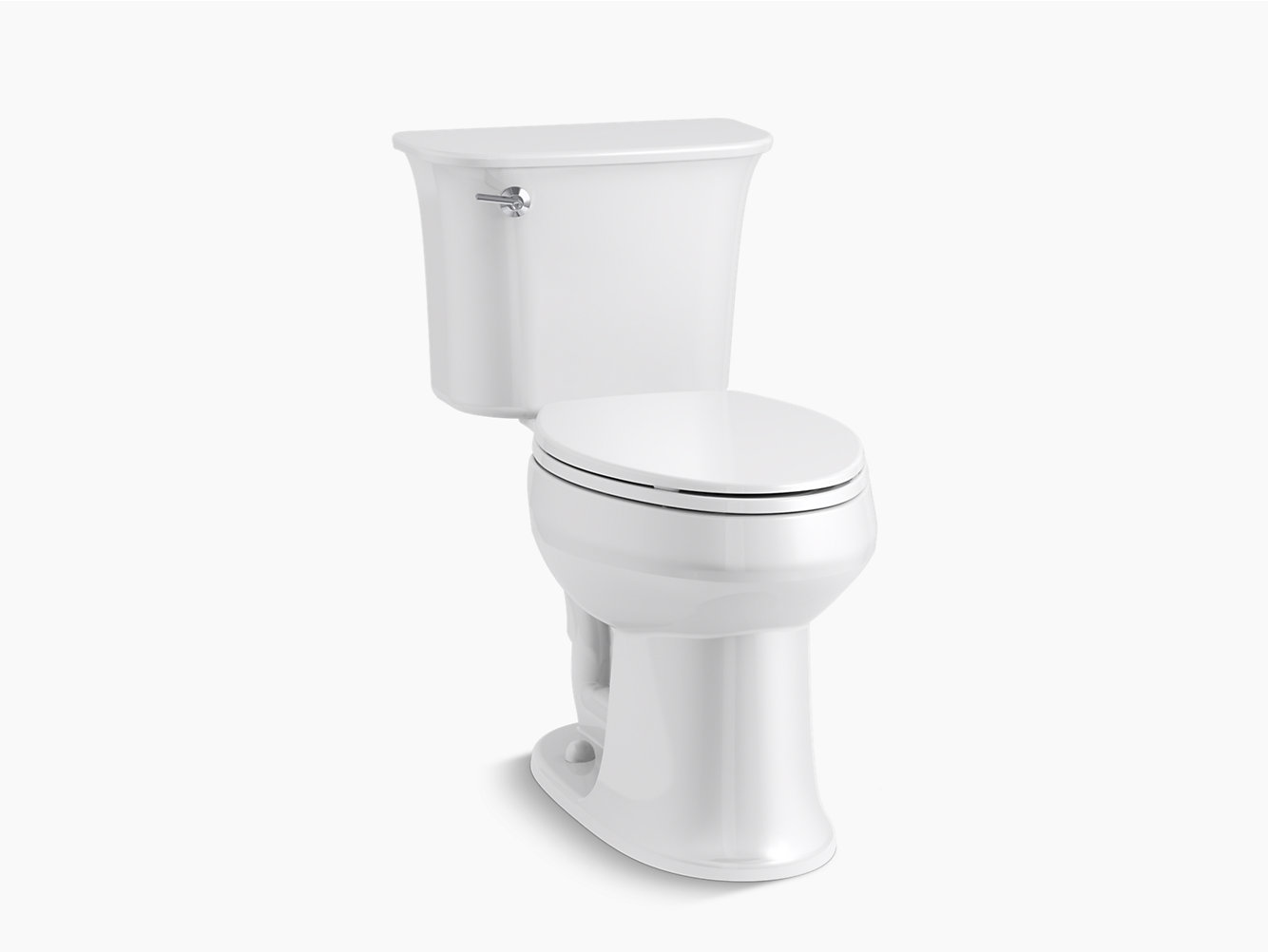 Stinson Comfort Height ADA Elongated Toilet With Pro Force ...