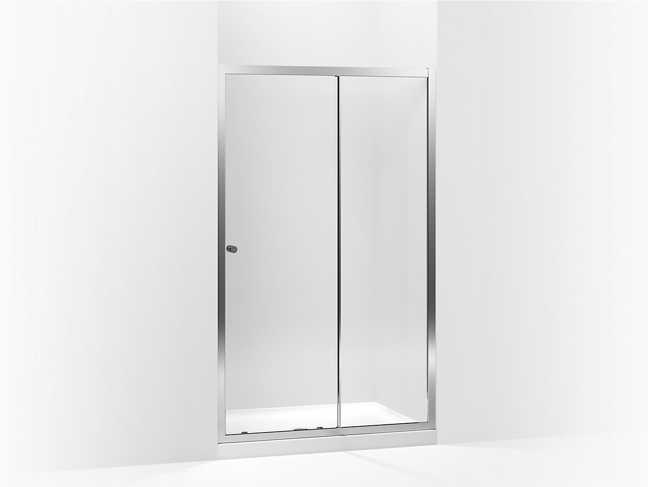 Whiston Frameless Sliding Shower Door 48 X 74 78 572106 48s G05