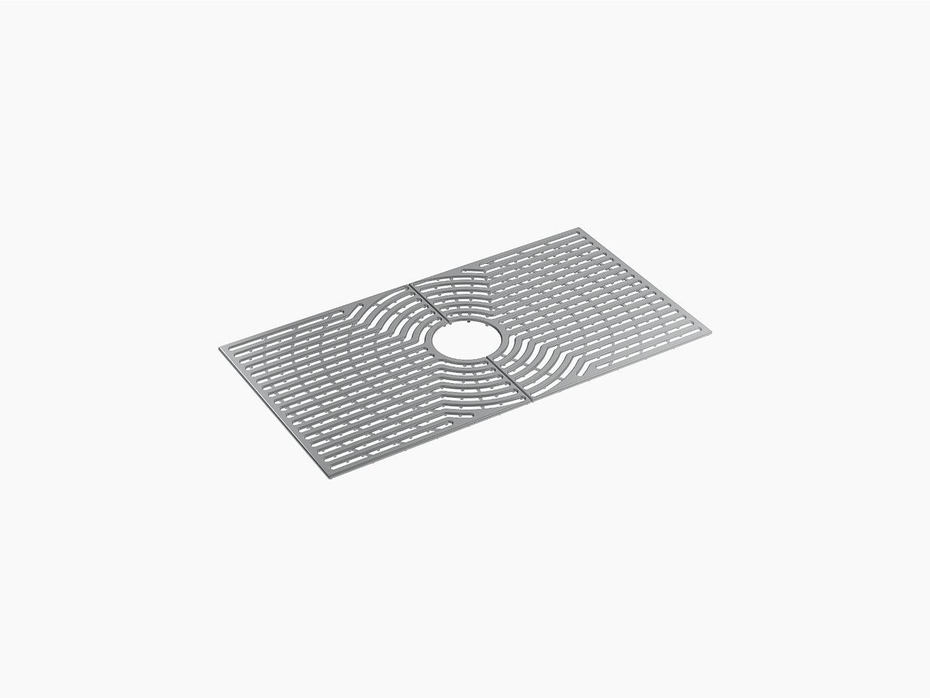 Ludington® Silicone Sink Mats | 20285-ASH | STERLING