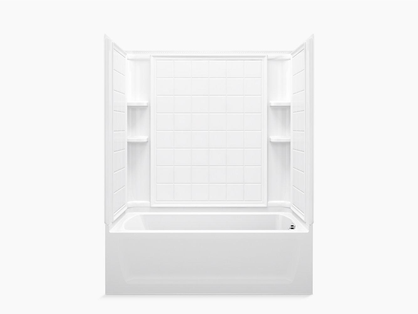 "Ensemble Series 7112, 60"" x 32"" Bath/Shower   71120120   STERLING"