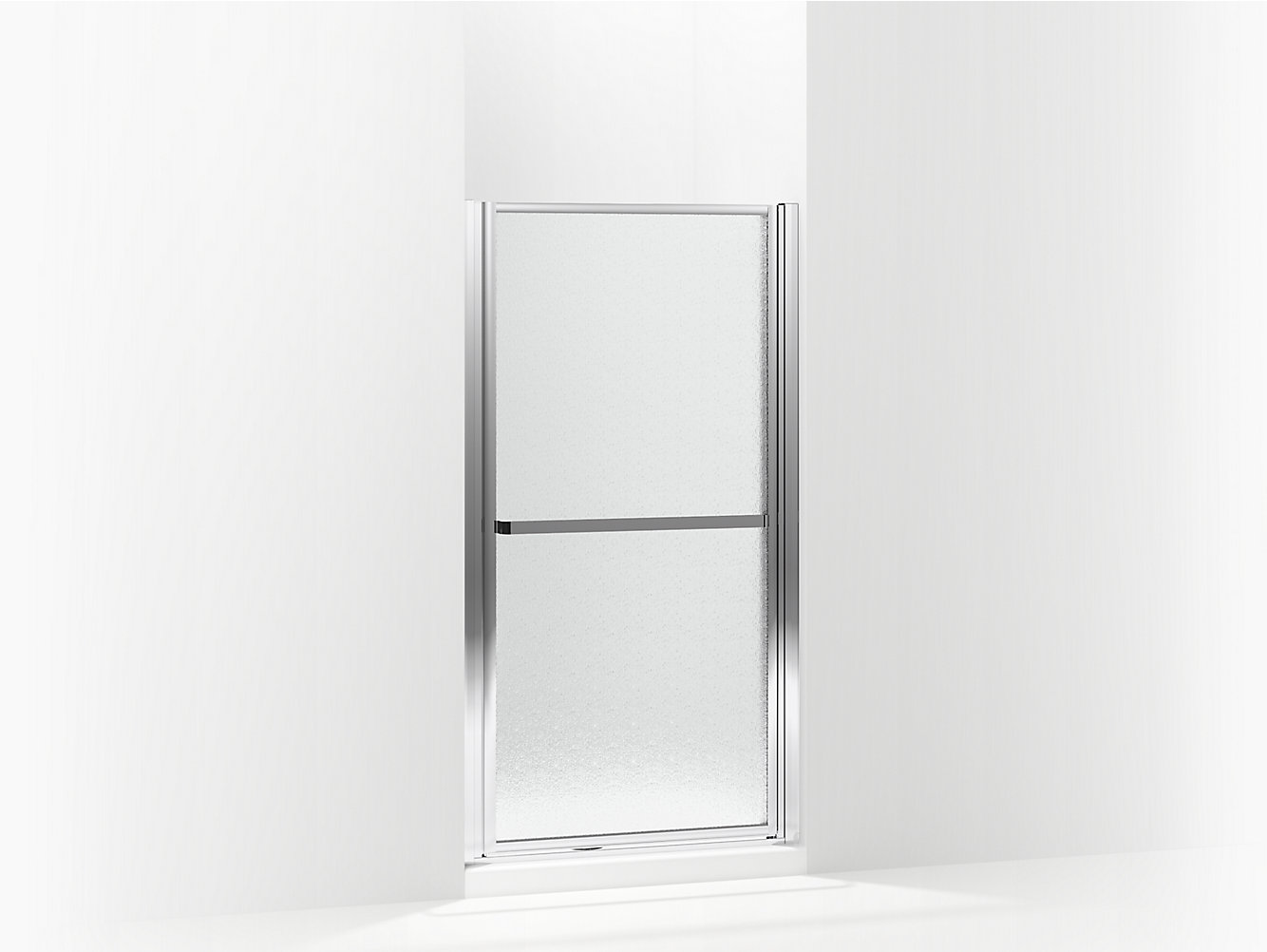 Finesse Framed Swinging Shower Door 33\