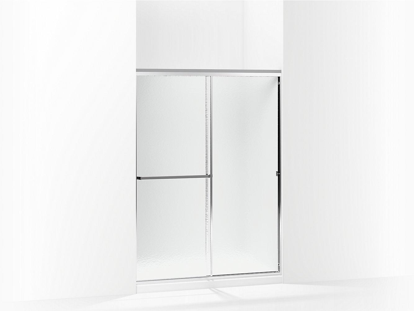 Standard Framed Sliding Shower Door 4752 W X 65 H 660b 52s