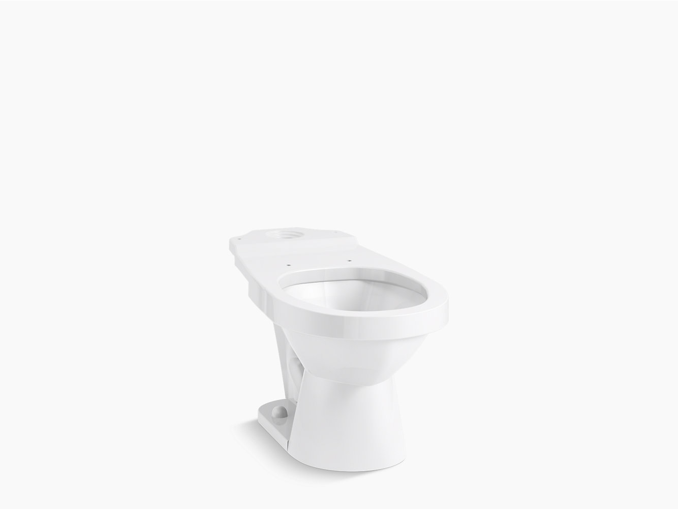 Rockton Round-Front Toilet Bowl | 402021 | STERLING