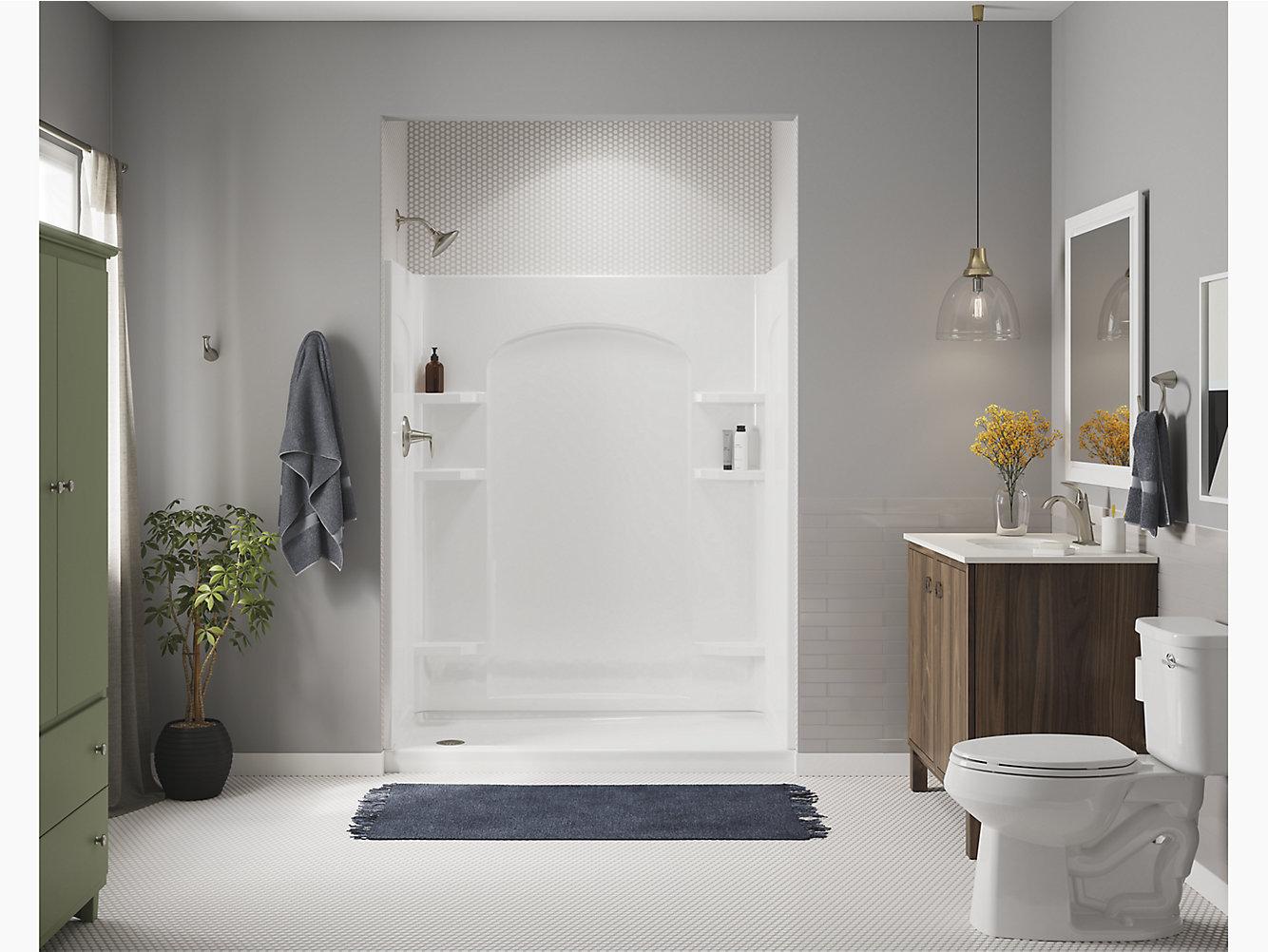 Ensemble Series 7218 60 X 32 X 74 34 Shower Stall 72180110