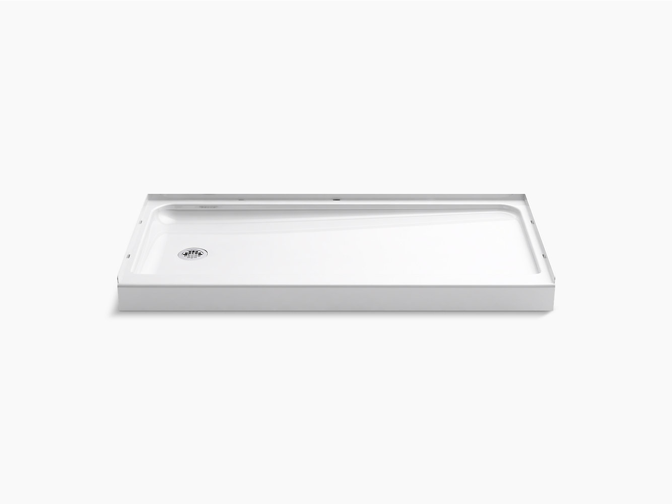 sh shower k for dp kohler x bellwether drain aluminum product base description cover inch