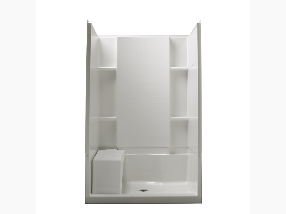 Accord Series 7228 48 Quot X 36 Quot X 74 1 2 Quot Seated Shower