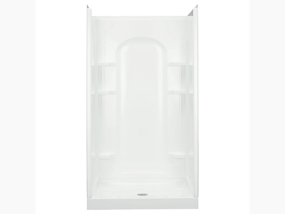Ensemble Series 7221 42 Quot X 34 Quot X 75 3 4 Quot Shower Stall