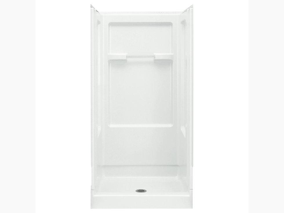 """Advantage™ Series 6202, 36"""" x 34"""" x 72"""" Shower Stall ..."""