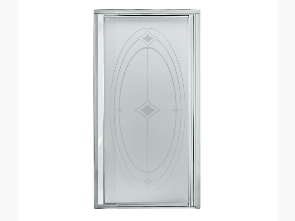 Vista Pivot Ii Shower Door Height 65 1 2 Quot Max Opening