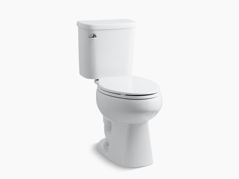 Windham Ada Comfort Height 1 28 Gpf Elongated Toilet With