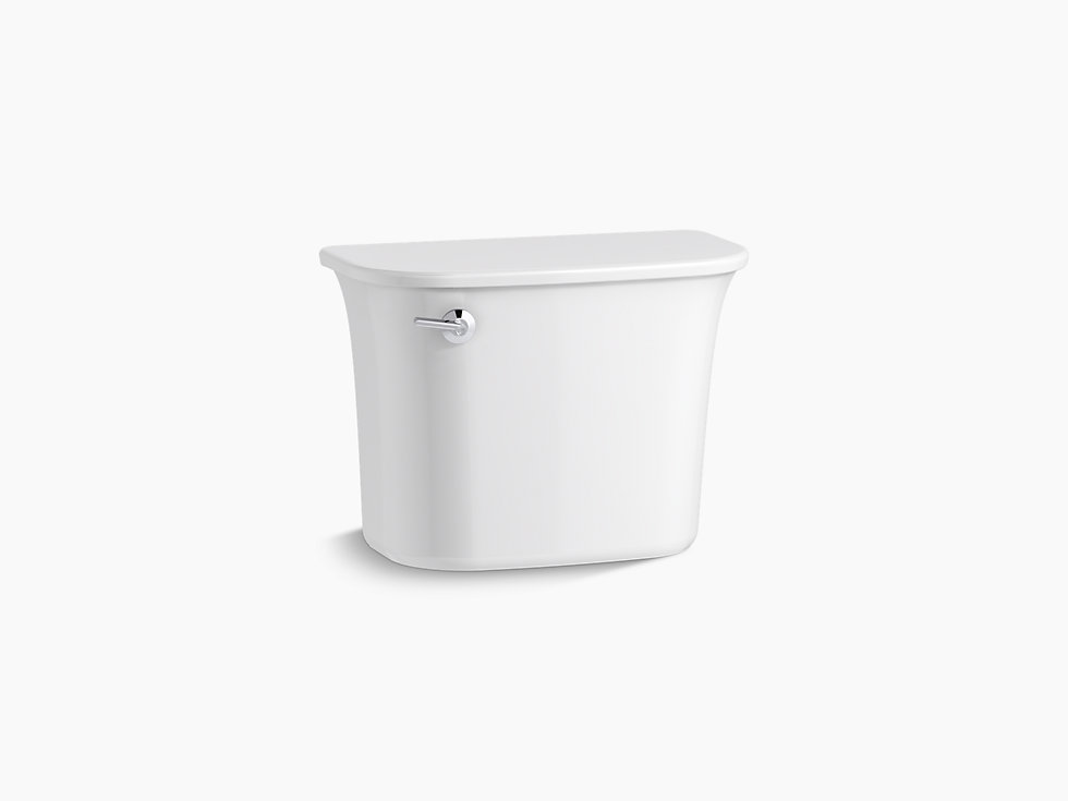 Stinson 174 Toilet Tank With Pro Force Technology And Left