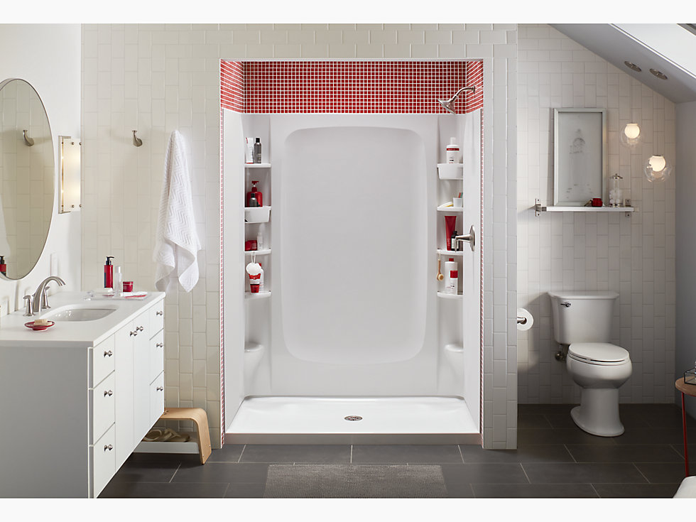 Store 174 Series 7233 60 Quot X 34 Quot X 75 3 4 Quot Shower Stall